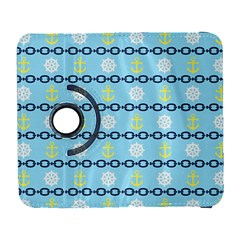 Anchors & Boat Wheels Samsung Galaxy S  III Flip 360 Case