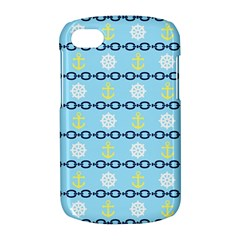 Anchors & Boat Wheels BlackBerry Q10 Hardshell Case