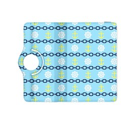 Anchors & Boat Wheels Kindle Fire HDX 8.9  Flip 360 Case