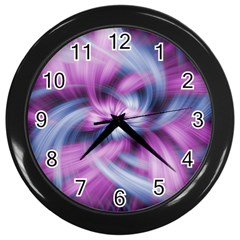 Mixed Pain Signals Wall Clock (Black)