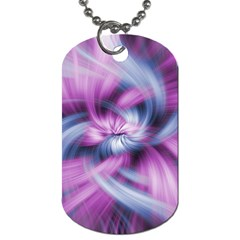 Mixed Pain Signals Dog Tag (Two-sided)