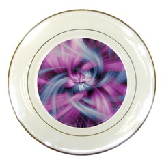 Mixed Pain Signals Porcelain Display Plate