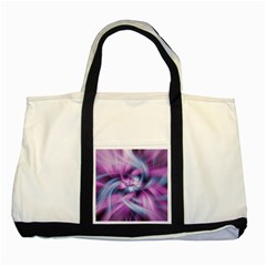 Mixed Pain Signals Two Toned Tote Bag