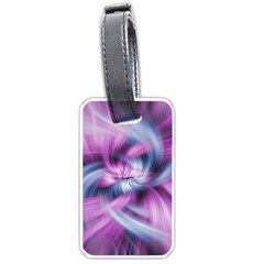 Mixed Pain Signals Luggage Tag (One Side)