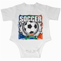 Soccer South Africa Infant Creeper