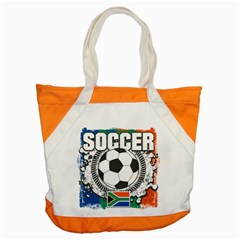 Soccer South Africa Accent Tote Bag