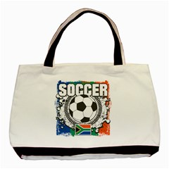 Soccer South Africa Classic Tote Bag (two Sides)