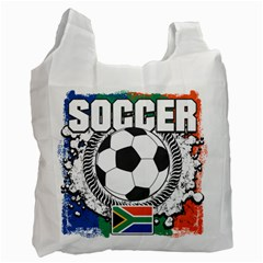 Soccer South Africa Recycle Bag (one Side)