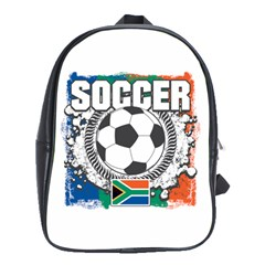 Soccer South Africa School Bag (Large)