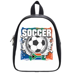 Soccer South Africa School Bag (small)