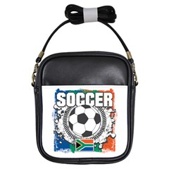 Soccer South Africa Girls Sling Bag
