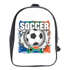 Soccer South Africa School Bag (xl)
