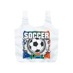 Soccer South Africa Full Print Recycle Bag (s)