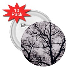Tree 2.25  Button (10 pack)