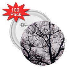 Tree 2.25  Button (100 pack)