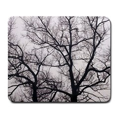 Tree Large Mouse Pad (rectangle)