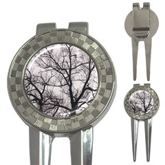 Tree Golf Pitchfork & Ball Marker