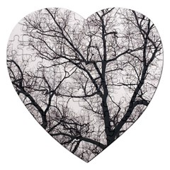 Tree Jigsaw Puzzle (Heart)