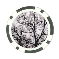 Tree Poker Chip (10 Pack)