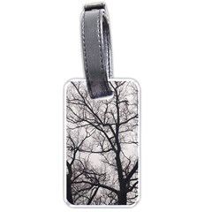 Tree Luggage Tag (two Sides)