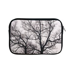 Tree Apple Ipad Mini Zippered Sleeve