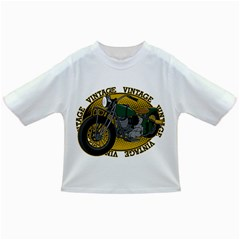 Vintage Style Motorcycle Infant/Toddler T-Shirt