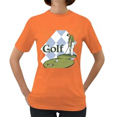 Classic Golf Women s Dark T-Shirt