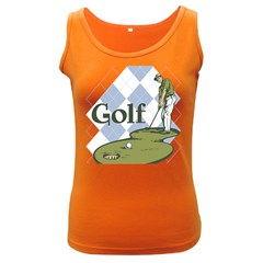 Classic Golf Women s Dark Tank Top