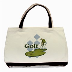 Classic Golf Classic Tote Bag (Two Sides)
