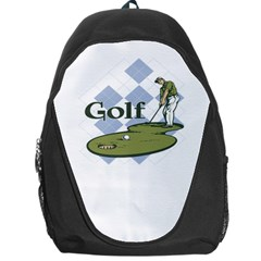 Classic Golf Backpack Bag