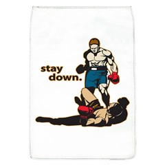 Stay Down Boxing Removable Flap Cover (Large)