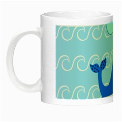 Playing In The Waves Glow in the Dark Mug