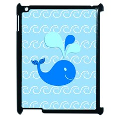 Playing In The Waves Apple iPad 2 Case (Black)