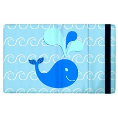 Playing In The Waves Apple Ipad 2 Flip Case
