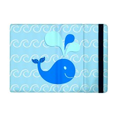 Playing In The Waves Apple iPad Mini Flip Case