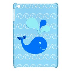 Playing In The Waves Apple Ipad Mini Hardshell Case