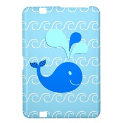 Playing In The Waves Kindle Fire HD 8.9  Hardshell Case