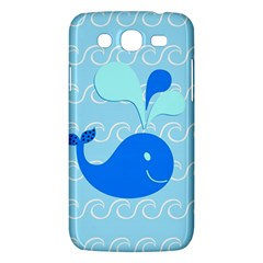 Playing In The Waves Samsung Galaxy Mega 5.8 I9152 Hardshell Case