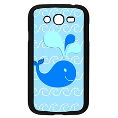 Playing In The Waves Samsung Galaxy Grand DUOS I9082 Case (Black)
