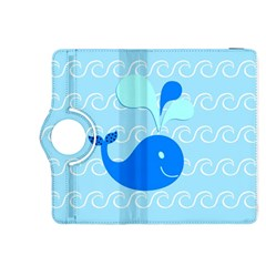 Playing In The Waves Kindle Fire HDX 8.9  Flip 360 Case