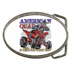 American Quad Belt Buckle