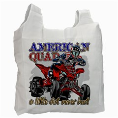 American Quad Recycle Bag (Two Side)