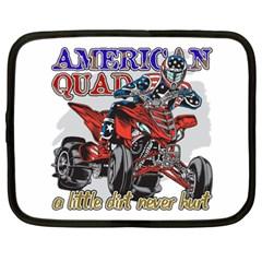 American Quad Netbook Case (xxl)