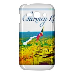 Chimney Rock Overlook Air Brushed Samsung Galaxy Ace 3 S7272 Hardshell Case