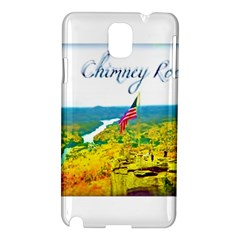 Chimney Rock Overlook Air Brushed Samsung Galaxy Note 3 N9005 Hardshell Case
