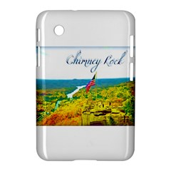 Chimney Rock Overlook Air Brushed Samsung Galaxy Tab 2 (7 ) P3100 Hardshell Case