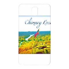 Chimney Rock Overlook Air Brushed Samsung Galaxy Note 3 N9005 Hardshell Back Case