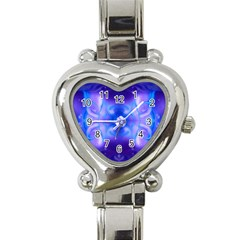 wings Heart Italian Charm Watch