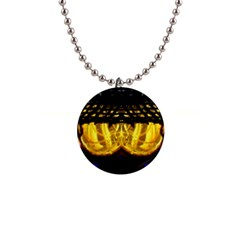 leprosy osmos  Button Necklace