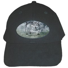 Once Upon A Time Black Baseball Cap